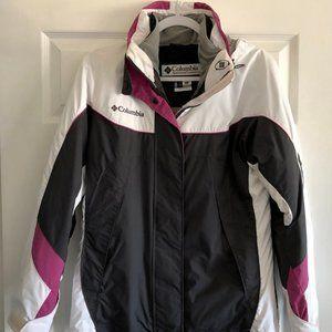Columbia ski jacket sz S